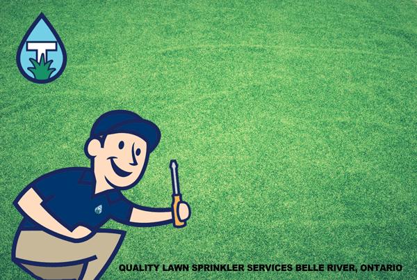 Lawn Sprinkler Services Belle River
